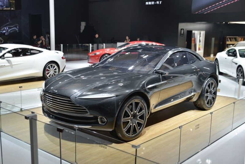 Aston Martin continues with Welsh plant investment post-Brexit