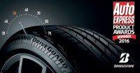 Bridgestone DriveGuard wins Auto Express award