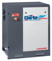 Clarke industrial screw compressors now available at Machine Mart
