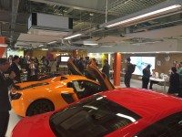 London's Digital Engineering and Test Centre hosts automotive giants