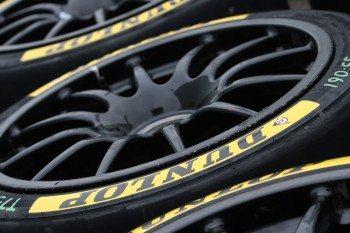 The Dunlop Sport Maxx BTCC tyre will support Subaru's record attempts