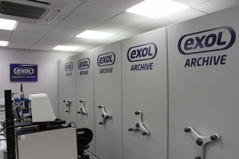 Exol Lubricants' West Midlands head office and production facility has received more investment to increase efficiency