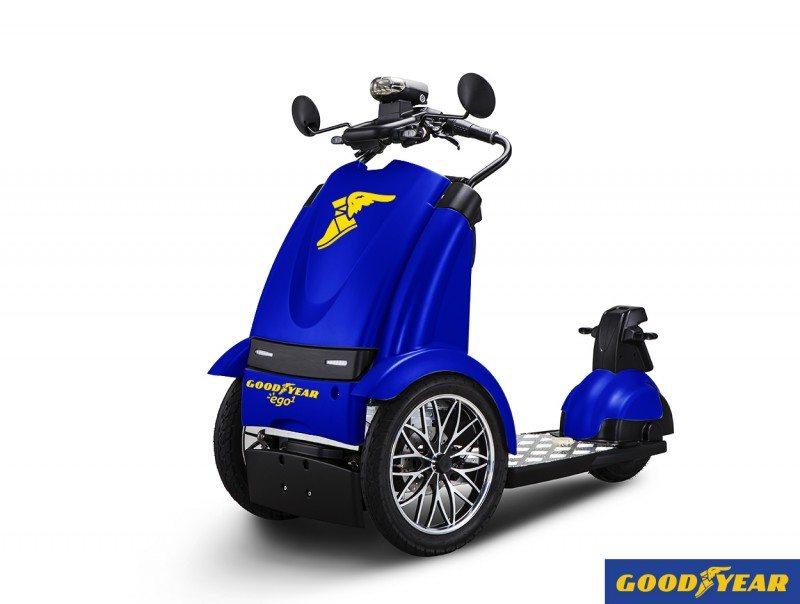 Goodyear e-Go 1