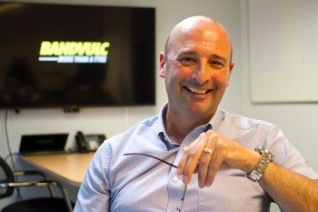 For Phil West, Bandvulc's Group commercial director, selling service and meeting expectations is as important as selling the tyres themselves