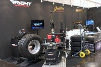 New Bright tyre changers exhibited