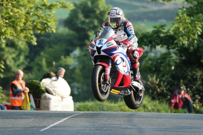 John McGuinness aims to add to his 23 outright Isle of Man TT victories