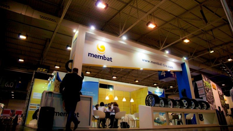 Membat looking forward to UK growth with Just Tyres