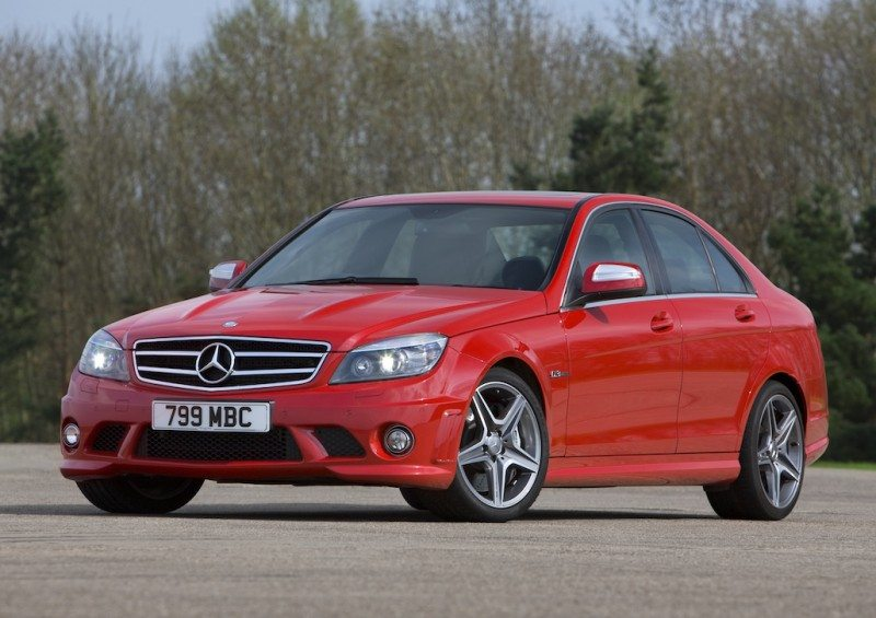 The new Mercedes C Class is pushing the manufacturer's previous generation products into the used car market
