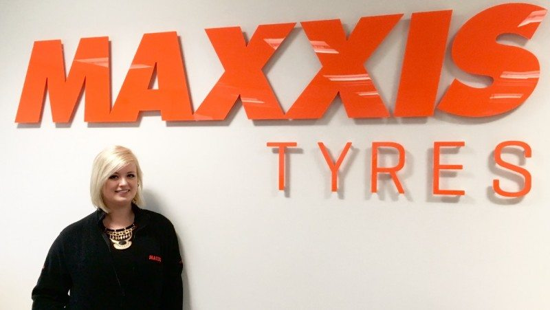 Maxxis adds marketing communications coordinator to team Tyrepress – Marketing Communications Coordinator