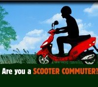 TyreSafe issues advice to scooter commuters