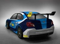 Dunlop provides Sport Maxx BTCC tyres for Subaru TT Mountain Course record attempt