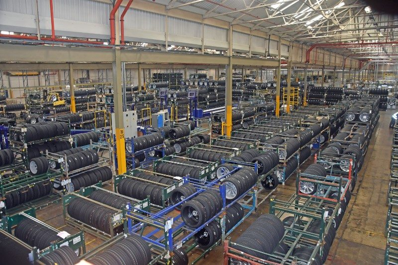 Voith to handle 2.5 million tyre/wheel assemblies a year after expansion