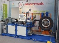 Akarmak presents latest extruder
