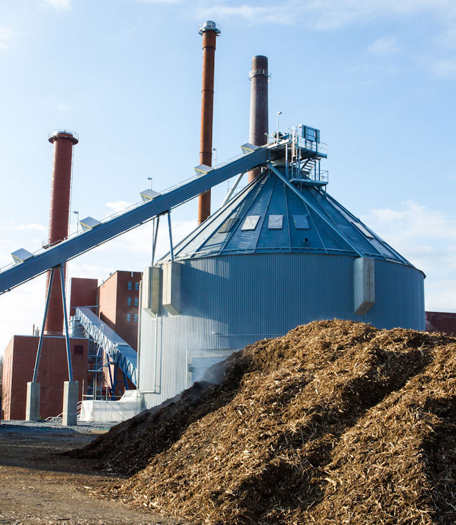 Commissioning of JV biomass power plant lifts Nokian Tyres