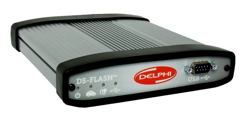 Delphi Product & Service Solutions presents its new DS-Flash Pass-Thru package at Automechanika Birmingham 2016