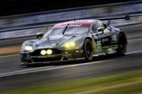 Dunlop supported Aston Martin Racing's cars in the LMGTE classes