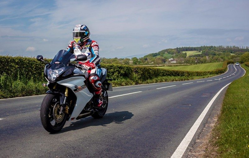 John McGuinness will help Dunlop decide the winners of its RoadSmart III summer social promotion, #DunlopRoadtrip