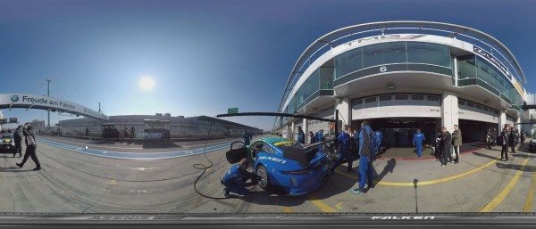 360-degree Falken VR still
