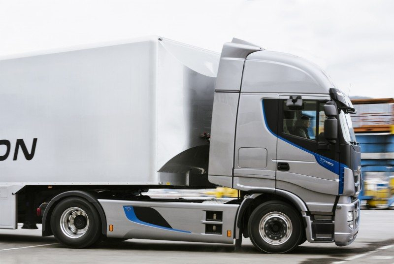 Iveco chooses Michelin OE tyres for Stralis XP truck