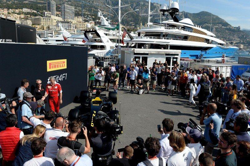 Wider, bigger footprint, faster: Pirelli reveals 2017 tyres