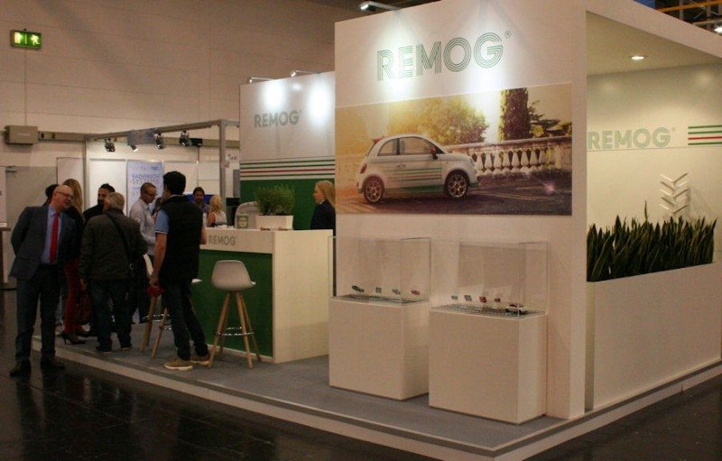 Wegmann Automotive's new relationship with Remog was noticeable at Reifen 2016