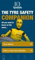 TyreSafe's relaunches award-winning Tyre Safety Companion app