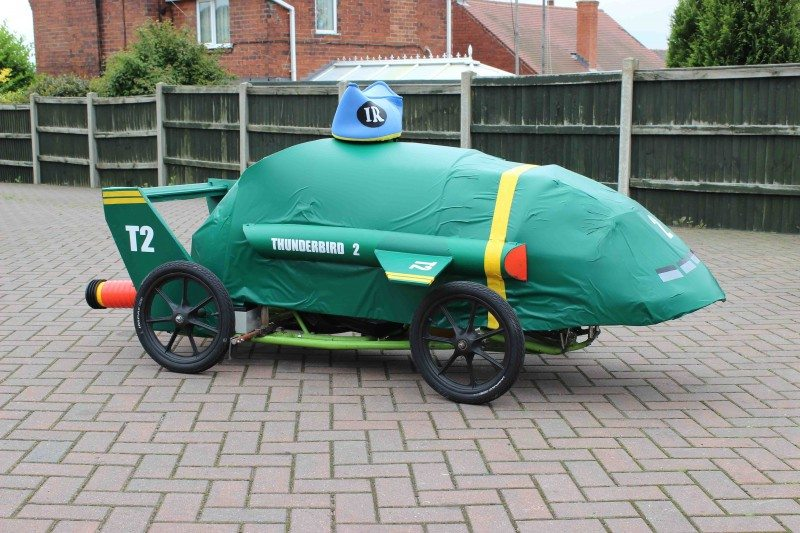 Autosupplies supports soapbox derby
