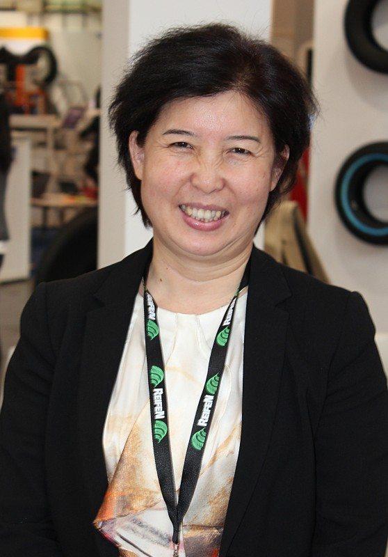 Shaanxi Yanchang Petroleum (Group) Rubber Co., Ltd., (Yanchang Rubber) managing director Ms Zhang Dongyang
