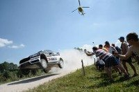 Dmack 'delighted' after securing first WRC podium