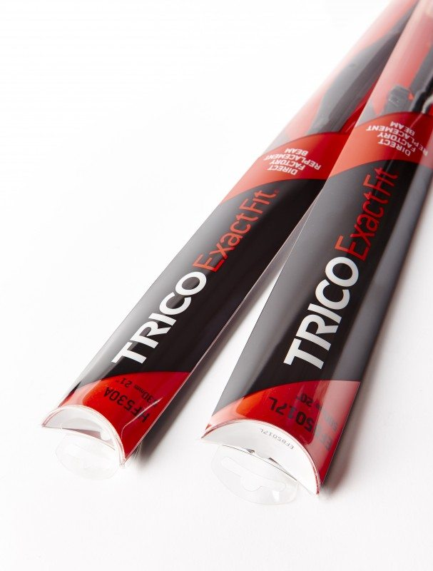 Trico will focus its activities on its Exact Fit range of wipers