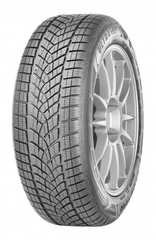 Latest Goodyear winter range extended to SUV tyres