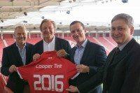 Tyres & football: Cooper Tire sponsoring 1. FSV Mainz 05
