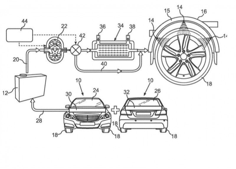 Many allege this diagram to have come from a patent Daimler filed with the IPO