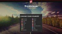 New European Firestone website goes live