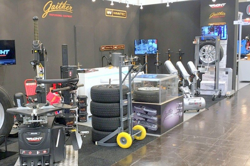 Gaither Europe will introduce several new products during this year's Automechanika show