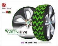 Further award for Nexen's tread-replenishing experimental tyre
