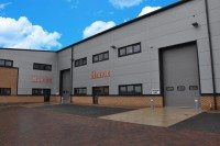 Harvie Tyres upsizing to modern office, warehousing facilities in Blackpool