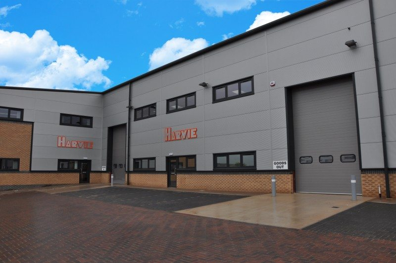 Harvie Tyres' new Blackpool facilities
