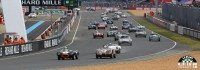 Michelin highlighting historic ranges at Le Mans Classic