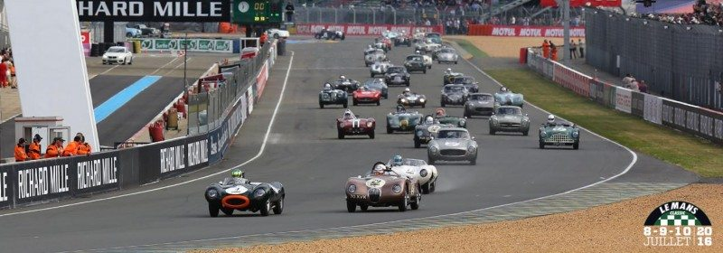 The Le Mans Classic, says Michelin, is the perfect place to present its range and showcase its know-how