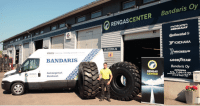 RengasCenter becomes Magna Tyres distributor in Finland