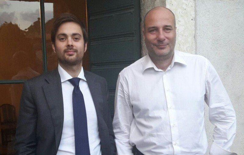 Vittorio and Giuseppe Marangoni