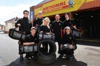 Bridgestone continues support for National Tyres' apprenticeship scheme