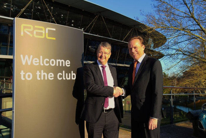 RAC's Nick Walker and Andrew Steer of Nebula Systems