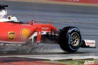 British grand prix strategies 'out of the window' following rain: Pirelli