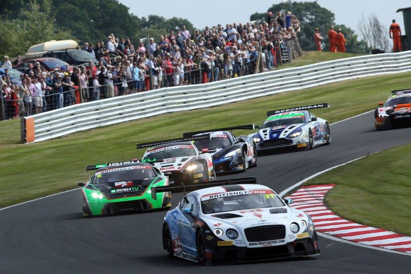 Pirelli is going to Spa-Francorchamps as exclusive British GT Championship tyre supplier for the first time