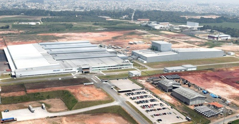 Update: Brazil project introducing 'Sun' production technology to truck tyres