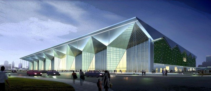 This year sees CITExpo relocate to the Shanghai World Expo Exhibition and Convention Center