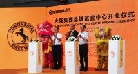 Continental opens China test centre