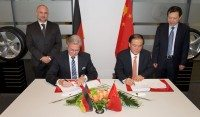 Agreement gives Continental room to expand tyre plant in Hefei, China